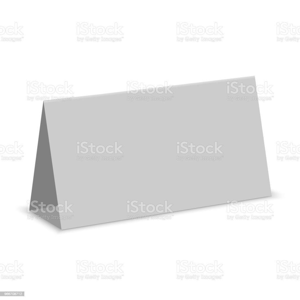 Paper Calendar Card vector art illustration