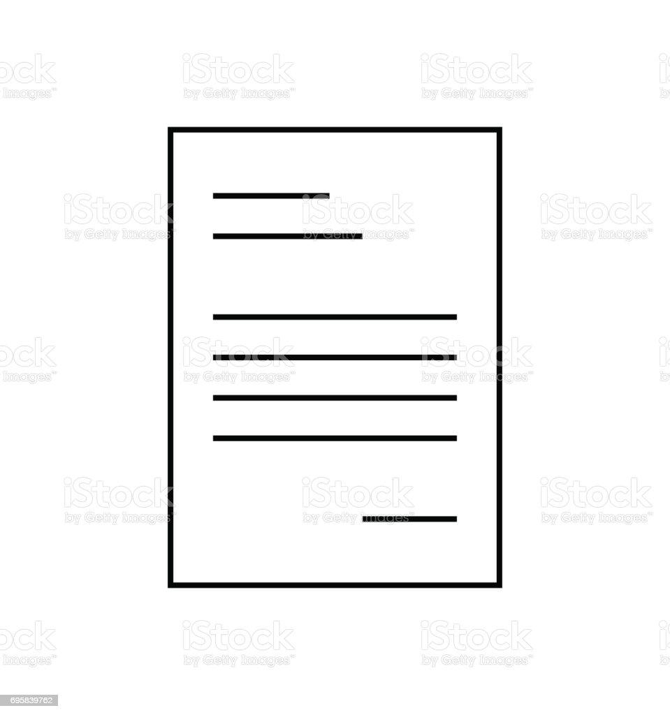 document document fichier ic u00f4ne vecteur symbole ic u00f4ne