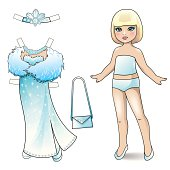 Paper Doll Princess collection