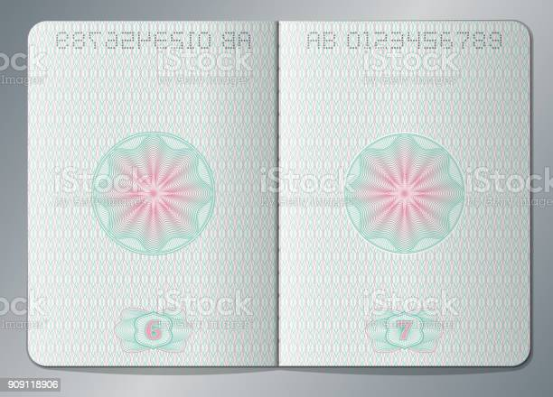 Paper passport open blank pages vector template vector id909118906?b=1&k=6&m=909118906&s=612x612&h=4gcyynptgzg0kghkmpekyg qrwpcgq j9enlbce5c08=