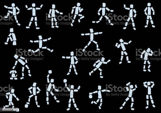 Paper people vector id856869142?b=1&k=6&m=856869142&s=612x612&h=if3jphwhjsaymssnqhwqk00m5bd85 rhoy4g3wxigso=