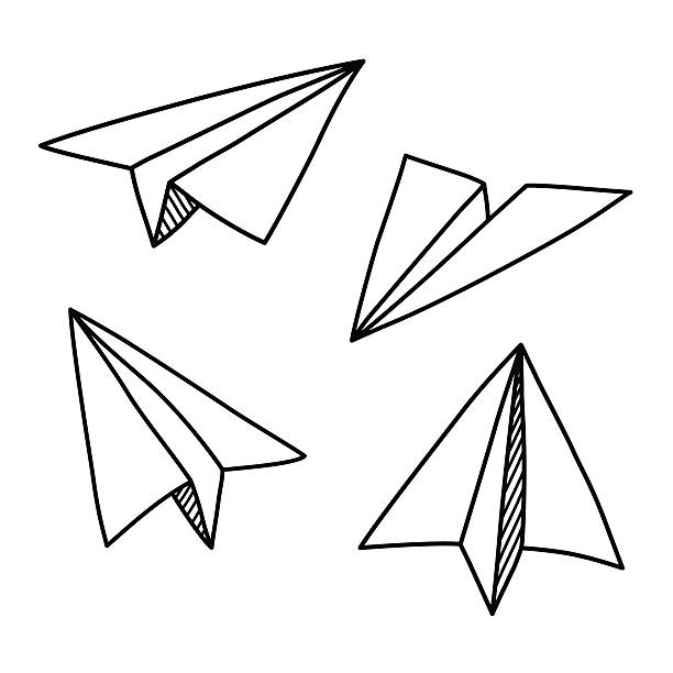 paper airplane styles Monsoon paper airplane is the best all around example of the flying wing with modern styling this elegant craft folds easily, looks great and flies very well.