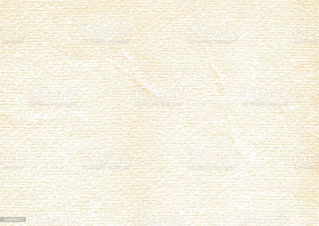 Papier Texture taille horizontale - Illustration vectorielle