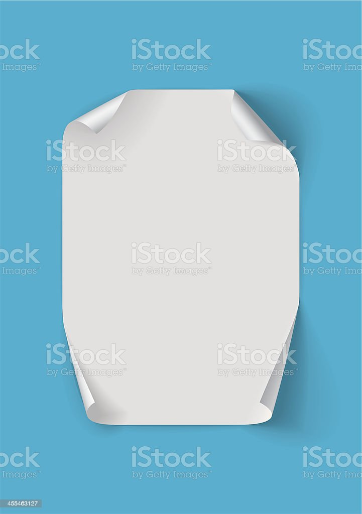 Paper royalty-free paper stock vector art & more images of angle