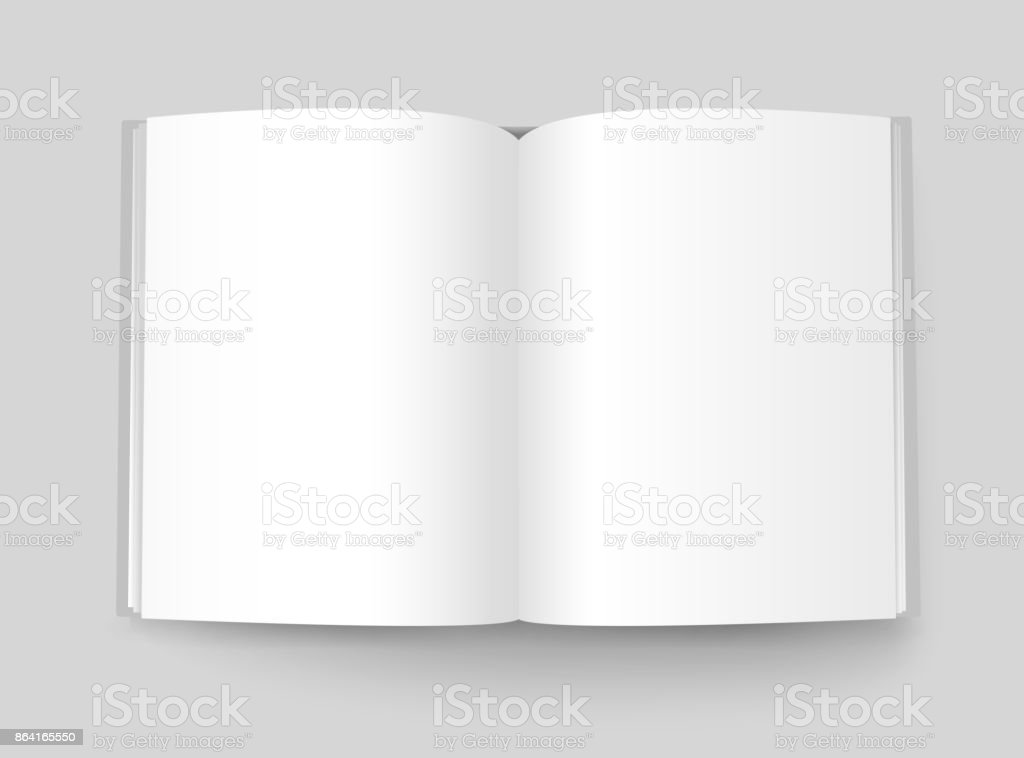 Paper vector mockup royalty-free paper vector mockup stock vector art & more images of advertisement