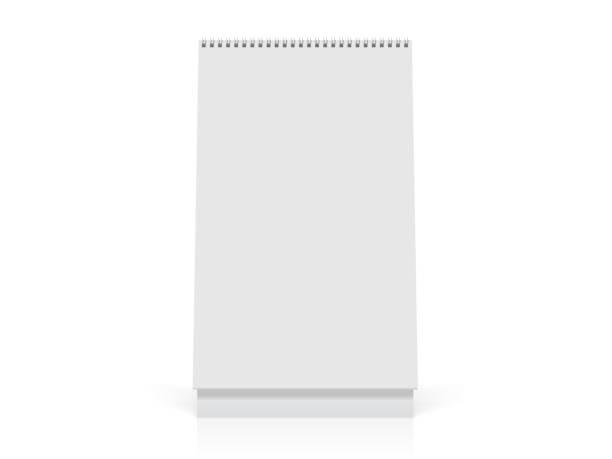 illustrations, cliparts, dessins animés et icônes de un calendrier papier blanc - ellen page