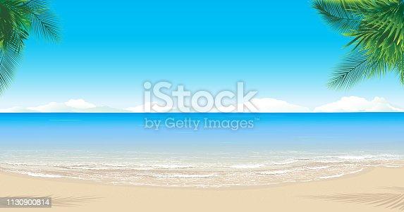 istock Paradise Beach 1130900814