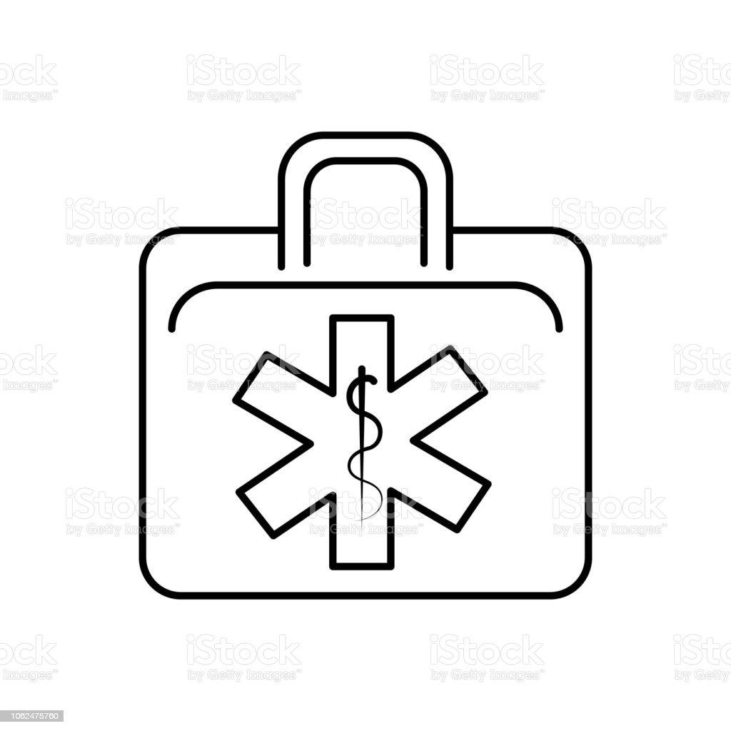 Ilustración de Paramédico De Ems y más Vectores Libres de