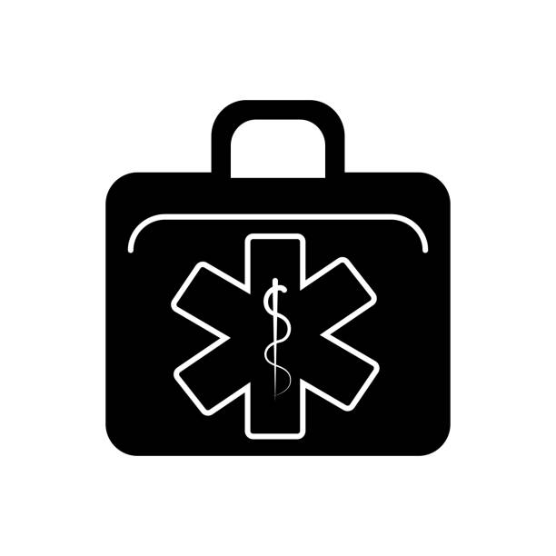 ems paramedic - first responders stock illustrations