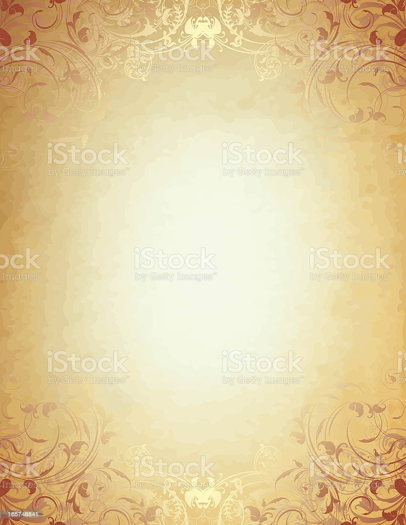 Parchment Antique Scroll royalty-free parchment antique scroll stock vector art & more images of 2000-2009