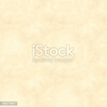 istock Parchment paper. Vector seamless background. 533276817