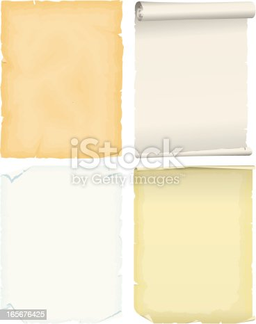 istock Parchment 165676425