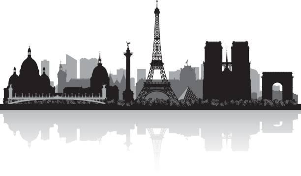 Best Paris France Illustrations Royalty Free Vector