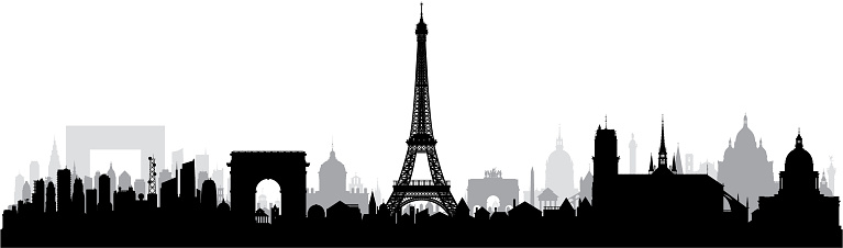 Paris (All Buildings Are Complete and Moveable)
