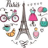 Love for Paris.