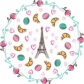 Parisian mood.