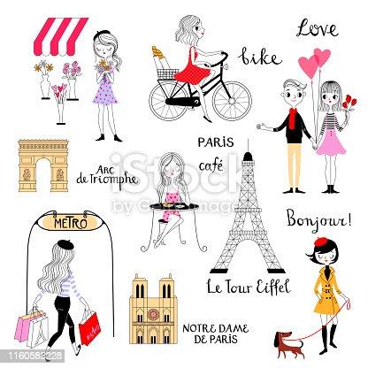 istock Parisians. 1160583228