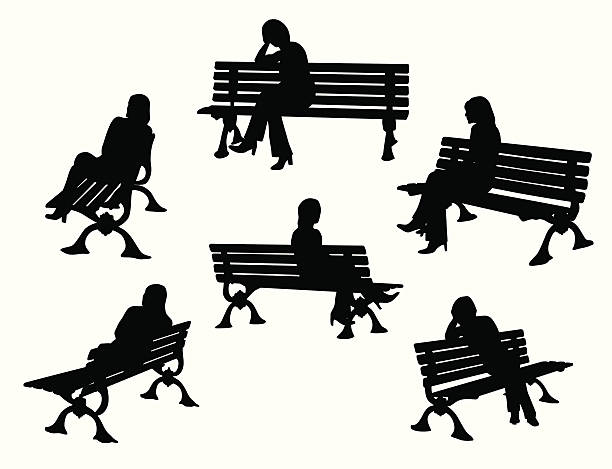 Playground Illustration Black And White