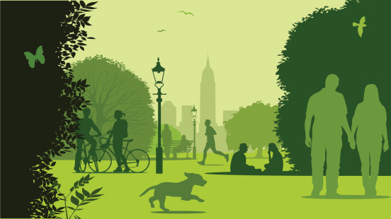 Park life - New York