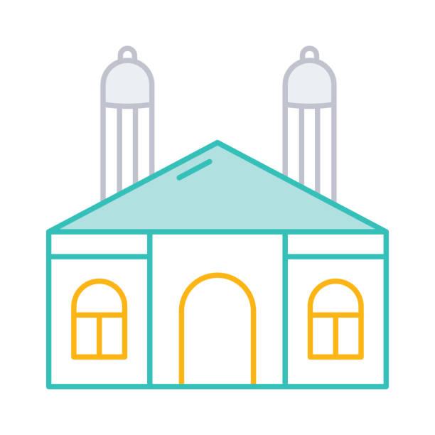 bildbanksillustrationer, clip art samt tecknat material och ikoner med parlament val byggnad - canberra skyline