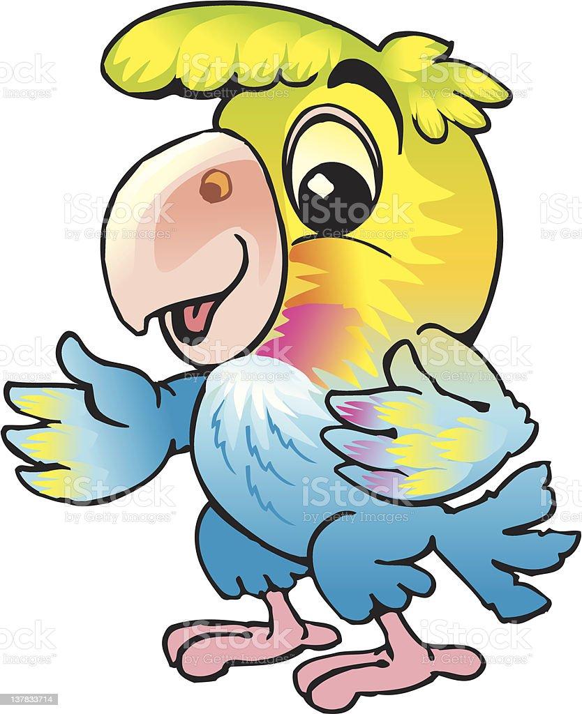 parrot cartoon royalty-free parrot cartoon stock vector art & more images of beak