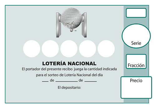 participation National Lottery in green
