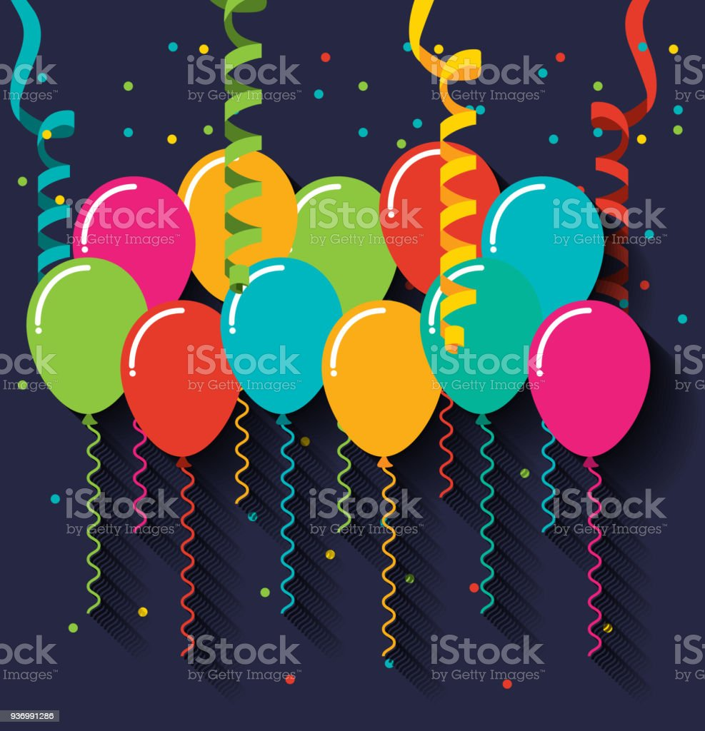 Party Celebration Design Stock Vector Art More Images Of