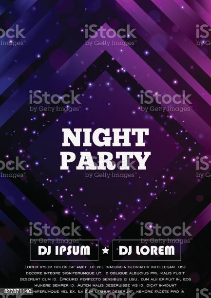 Party club flyer vector poster template vector id827871140?b=1&k=6&m=827871140&s=612x612&h=k57ugq1l1n52s3hppolpolzpbw3nsrkpoaeanniid y=