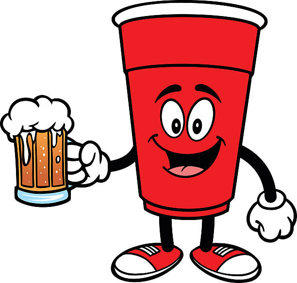 Tops Solo Cup Clip Art : Royalty free red cup clip art vector images