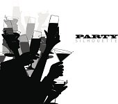 Party Silhouette