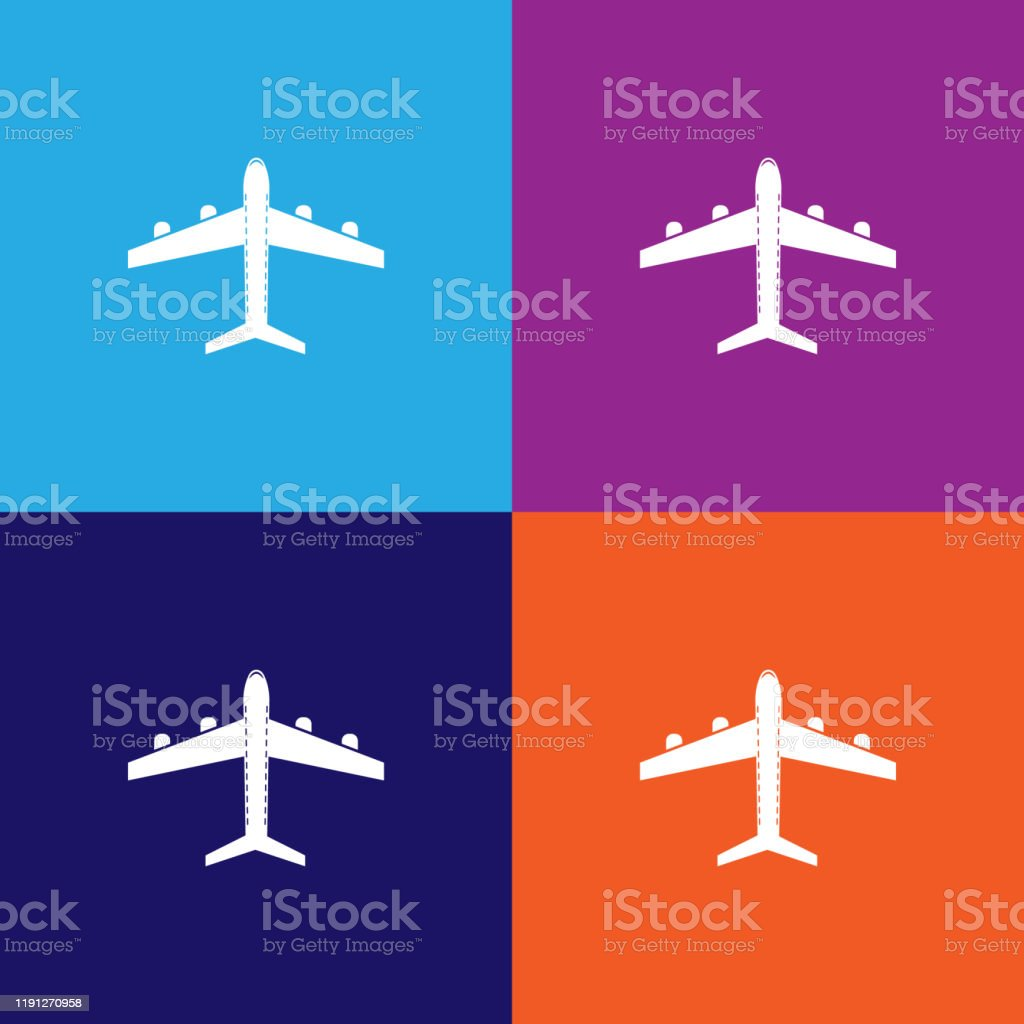 Passenger Airplane Icon Element Of Travel Icon For Mobile Concept And Web Apps Detailed Passenger Airplane Icon Can Be Used For Web And Mobile Stock Illustration Download Image Now Istock