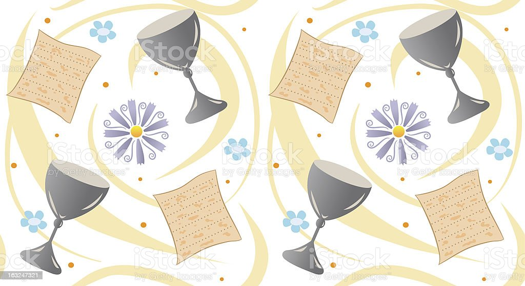 passover pattern royalty-free stock vector art