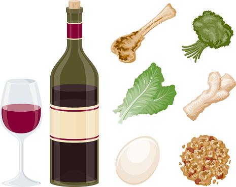 Passover Seder Ingredients