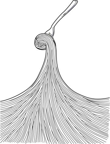 Pasta Doodles