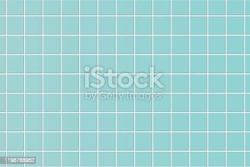 istock pastel blue floor tile. texture illustration vector. 1198788952