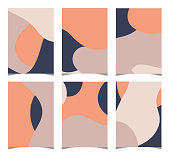Pattern, Abstract, Backgrounds, Multi Colored, pastel