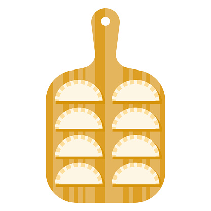 Pastel de Queijo Icon on Transparent Background