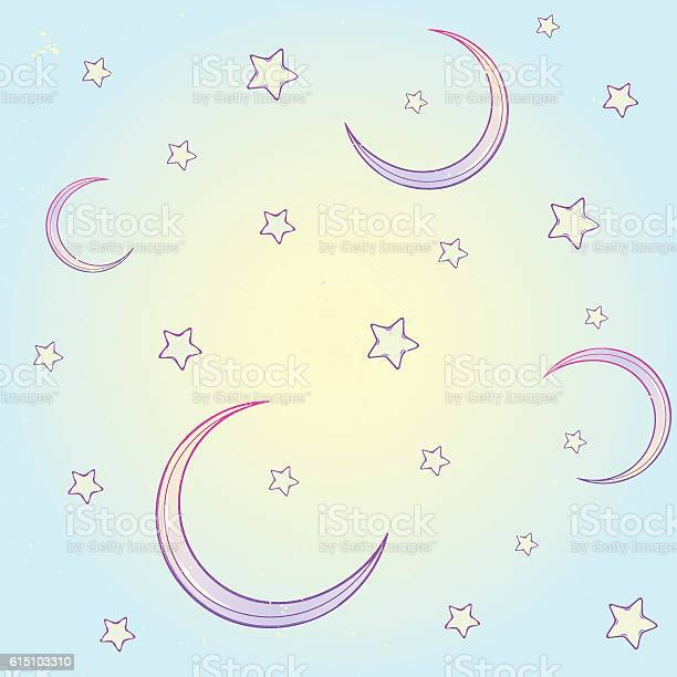 Pastel goth moon and stars seamless pattern vector id615103310?b=1&k=6&m=615103310&s=612x612&h=j4 7aldw tok4j3pqqmogx6 y9u0ii1wxczmt5tjkem=