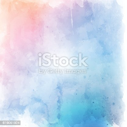 Pastel Grunge Background Stock Vector Art Amp More Images Of