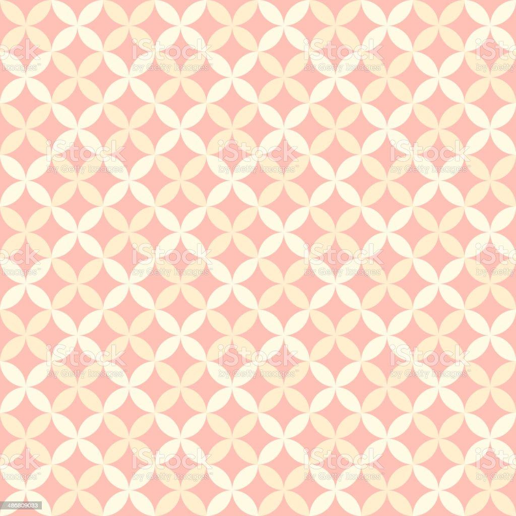 Pastel loving wedding vector seamless patterns (tiling). vector art illustration