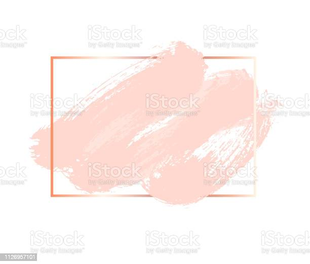 Pastel rose and pink colors vector brush stroke square frame or for vector id1126957101?b=1&k=6&m=1126957101&s=612x612&h=dndcsztuyxrjnuvgom47rfol5wosuznazw06ahb5yzc=