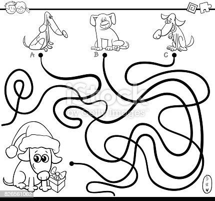 826561078istock patrón educativo juego para los niños