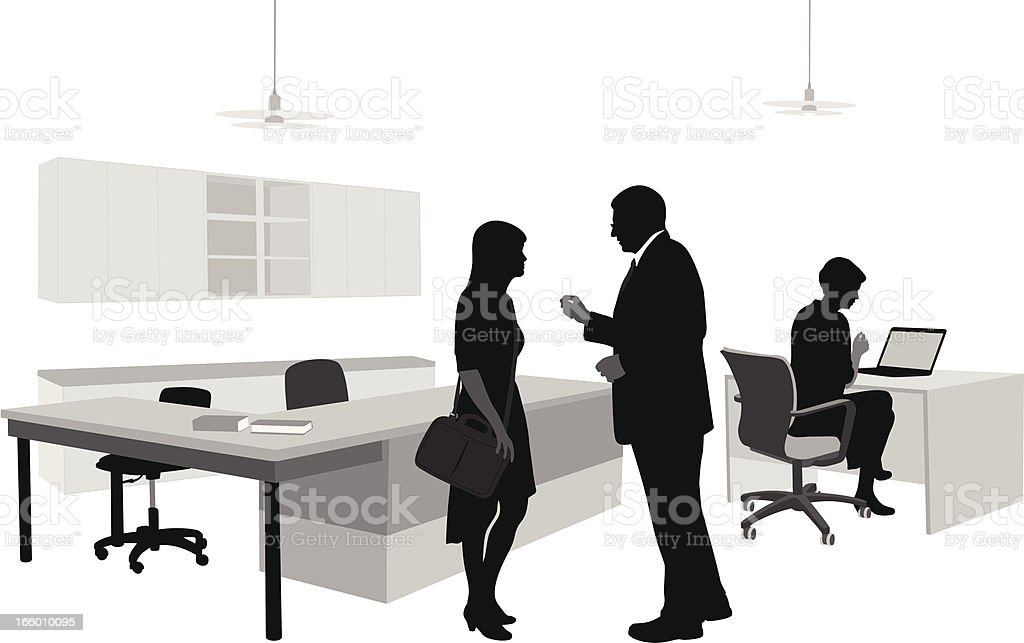 Patience royalty-free stock vector art