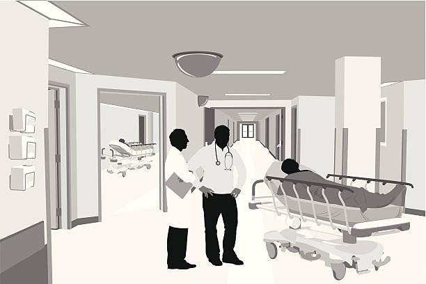 bildbanksillustrationer, clip art samt tecknat material och ikoner med patience - sjukhusavdelning