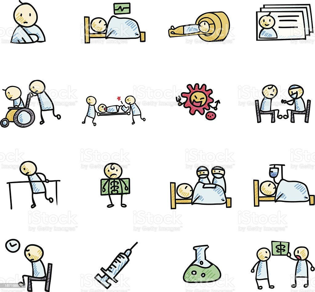 Patient Icon royalty-free patient icon stock vector art & more images of bacterium