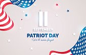 Patriot day poster.