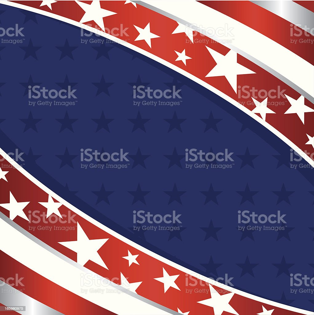 Patriotic Banner royalty-free patriotic banner stock vector art & more images of american flag