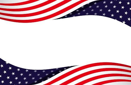 patriotic border design