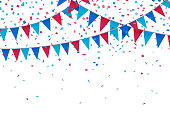 istock USA Patriotic Celebration Background 1142330238
