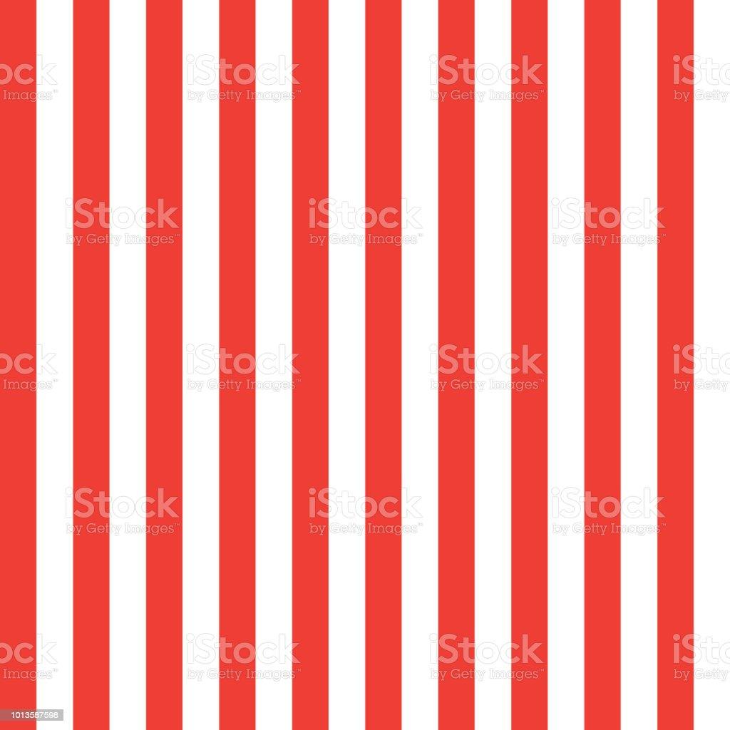愛国的な壁紙赤と白のストライプ パターン ベクトル アメリカ国旗の